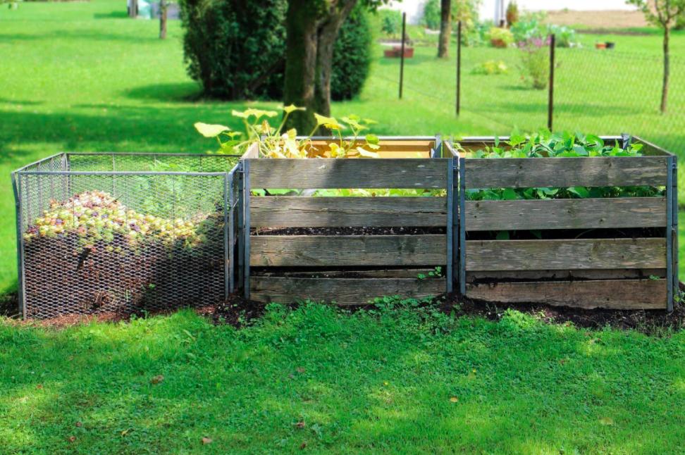 Využijte odpadní teplo z kompostu pro vytápění skleníku
